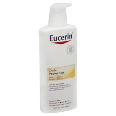 Eucerin Daily Hydration Broad Spectrum Lotion