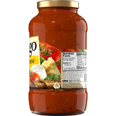 Prego® Three Cheese Italian Sauce