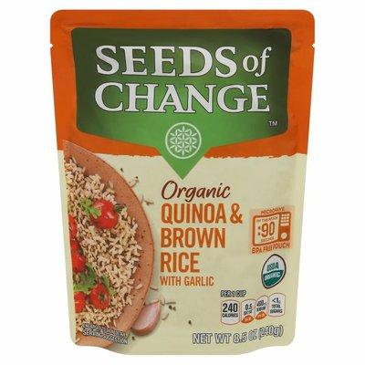 Seeds of Change Organic Quinoa & Brown Rice