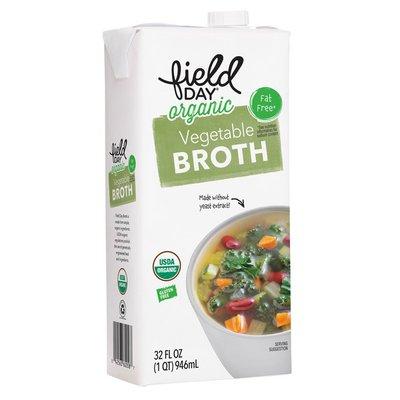 Field Day Organic Vegetable Broth