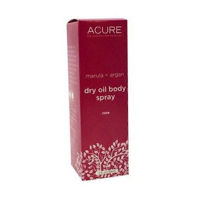 ACURE Dry Oil Body Spray, Rose