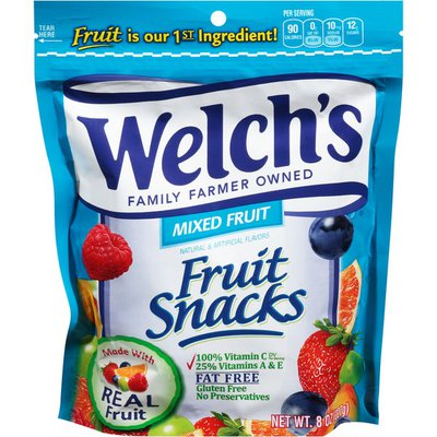 Welch's Fruit Snacks, Mixed Fruit, Share Size Pack
