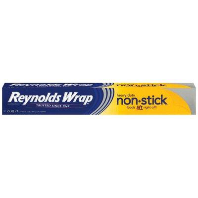 Reynolds Wrap Non Stick Foil Non-Stick Heavy Duty Aluminum Foil