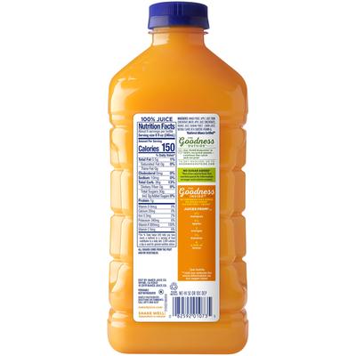 Naked Mighty Mango Fruit Smoothie