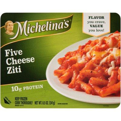 Michelina's Five Cheese Ziti