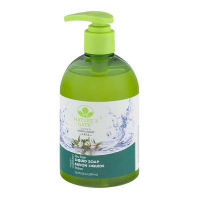 Nature's Path Liquid Soap Tea Tree
