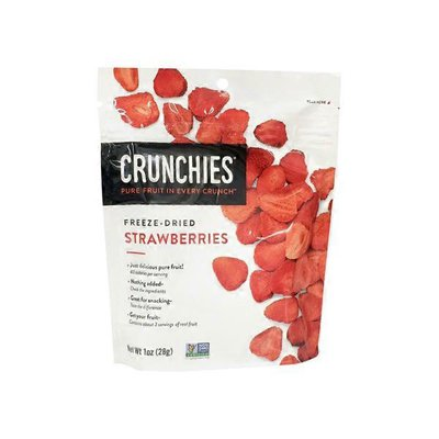 Crunchies Freeze - Dried Strawberries