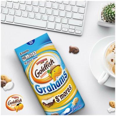 Pepperidge Farm Goldfish Graham S'mores Baked Graham Snacks