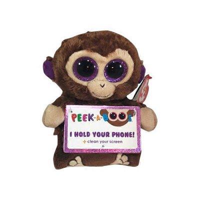 Ty Peek-a-Boo Chimps Monkey Phone Holder