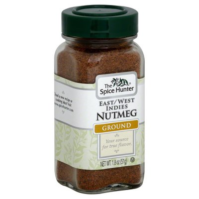 The Spice Hunter Nutmeg, East/West Indies, Ground