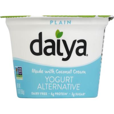 Daiya Yogurt Alternative, Plain