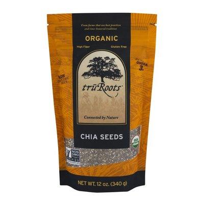 TruRoots Chia Seeds, Organic