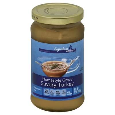 Signature Kitchens Gravy, Turkey, Home Style
