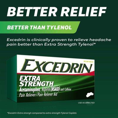 Excedrin Acetaminophen