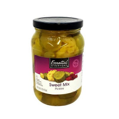 Essential Everyday Sweet Mix Pickles