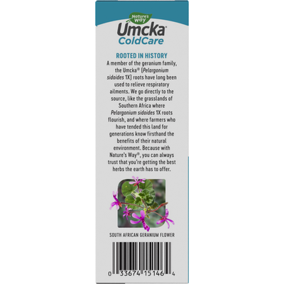 Nature's Way Umcka® ColdCare Soothing Hot Drink