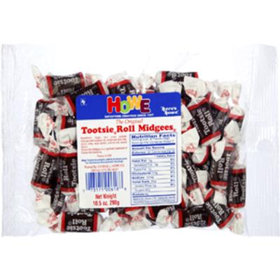 Howe Tootsie Roll Midgees