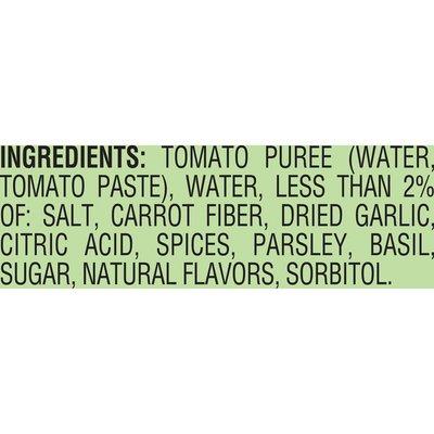 Hunt's Pasta Sauce Garlic And Herb