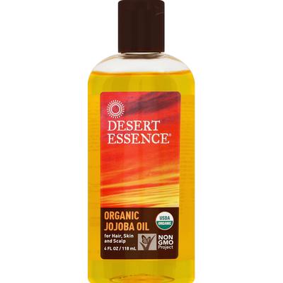 Desert Essence Jojoba Oil, Organic