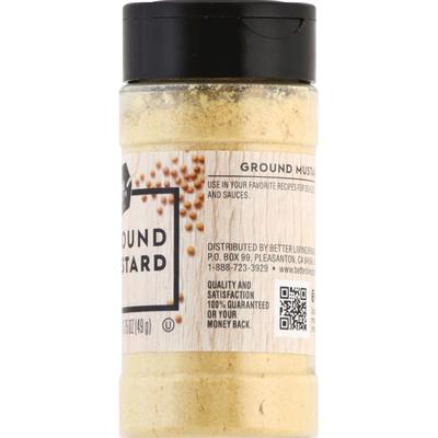 Signature Select Mustard, Ground