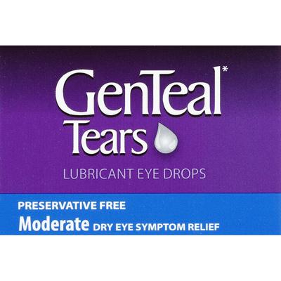 GenTeal Lubricant Eye Drops