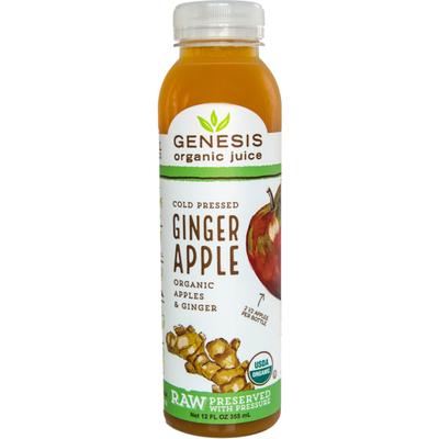 Genesis Organic Juice Apple Ginger