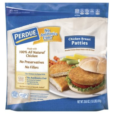 Perdue Chicken Breast Patties