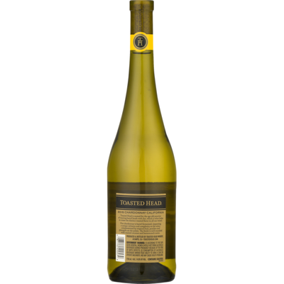 Toasted Head Chardonnay White Wine