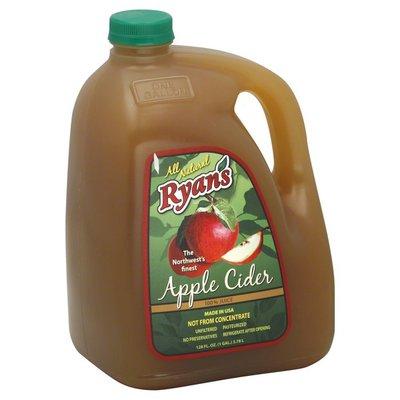 Ryans Apple Cider