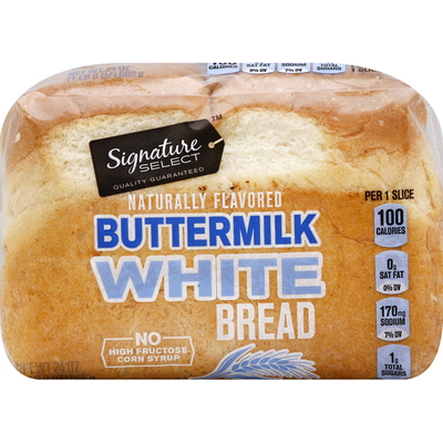 Signature Kitchens Bread, Buttermilk White