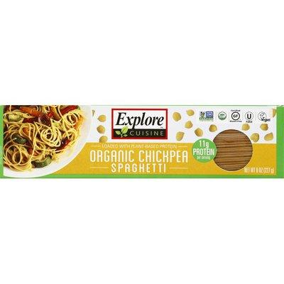 Explore Cuisine Spaghetti, Organic, Chickpea
