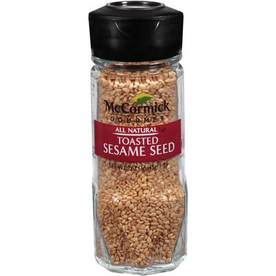 McCormick Gourmet™ Toasted Sesame Seed