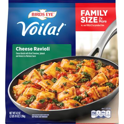 Birds Eye Cheese Ravioli, Family Size