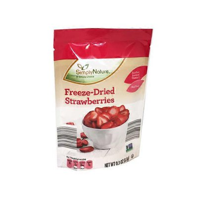 Simply Nature Freeze Dried Strawberry