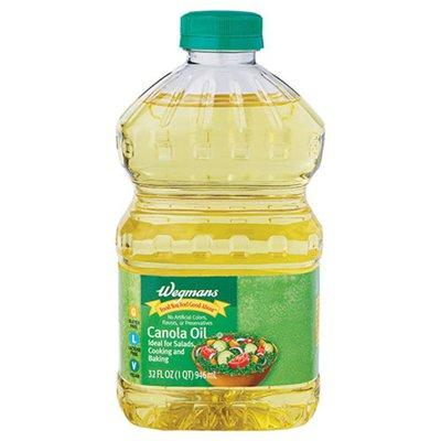 Wegmans Canola Oil