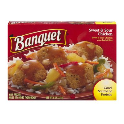 Banquet Sweet & Sour Chicken
