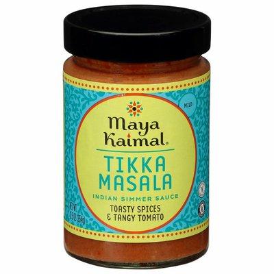 Maya Kaimal Indian Simmer Sauce, Tikka Masala, Mild