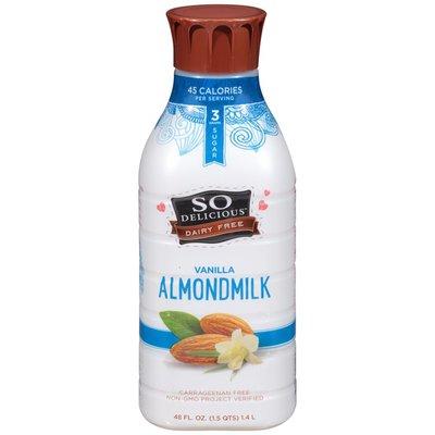 So Delicious Vanilla Almondmilk