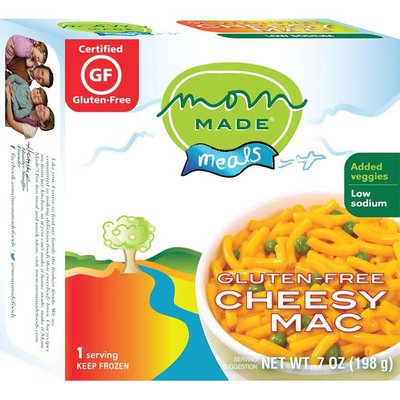 Mom Made Cheesy Mac