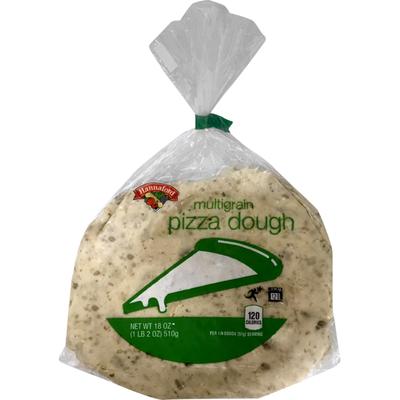 Hannaford Multigrain Pizza Dough