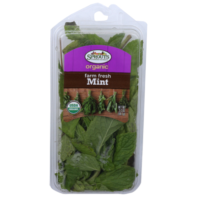 Sprouts Organic Fresh Mint