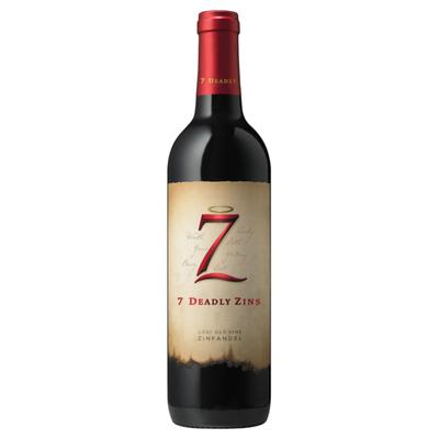 7 Deadly® Zins Zinfandel Red Wine