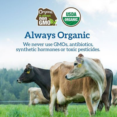 Organic Valley Ultra Pasteurized 0% Fat Milk