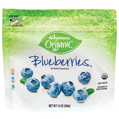 Wegmans Organic Blueberries
