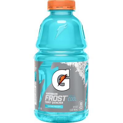 Gatorade Frost Crisp & Cool Glacier Freeze Thirst Quencher