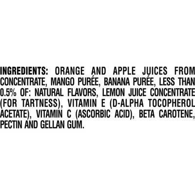Odwalla Mango Tango Fruit Juice