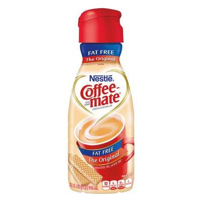 Coffee mate Coffee Creamer, The Original, Fat Free