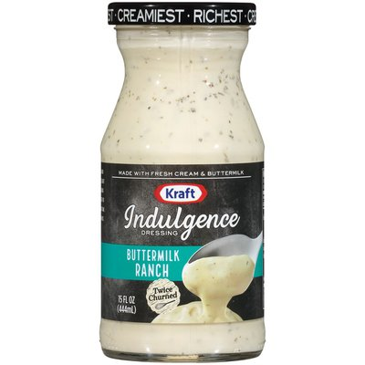 Kraft Indulgence Buttermilk Ranch Dressing
