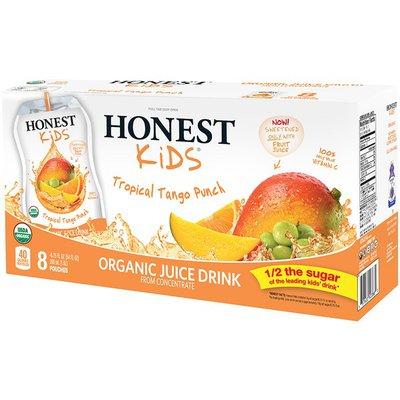 Honest Kids Tropical Tango Punch Organic Juice Drink