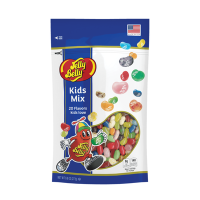 Jelly Belly Jelly Beans, Kids Mix Pouch Bag